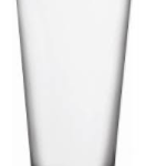 Conical Pint glass .22p each